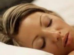 Жена спящая ебется с фаллосом и стонет от оргазма